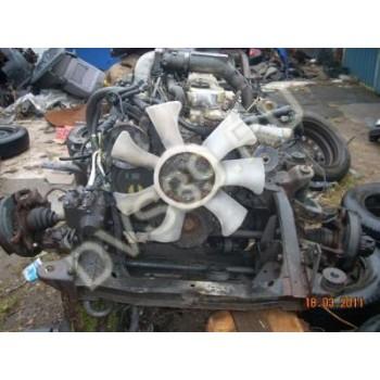 Двигатель Ford Maverick 2.8 TD