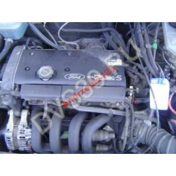 Ford Fiesta - Двигатель  1.25 16V