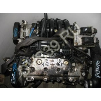 Двигатель Fiat Stilo 1.2 16 v 1998
