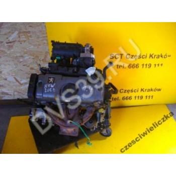 PEUGEOT 206 1.4 05r Двигатель  KFW