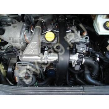 RENAULT ESPACE 4 IV Двигатель 2.0T 2.0 T TURBO