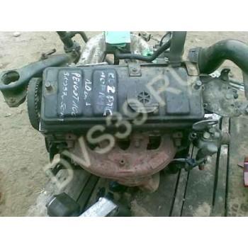PEUGEOT 106 1,0 50 KM - Двигатель
