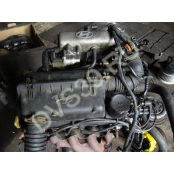 Двигатель Hyundai Atos Atoz 1,0 1.0 B 165тыс.км