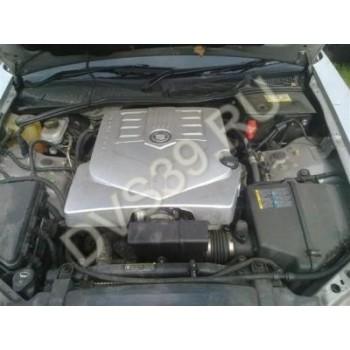 CADILLAC CTS SRX 3.6 V6 3,6 Двигатель