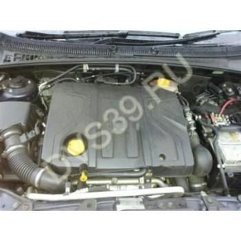 FIAT CROMA PUNTO 1.9 JTD M-JET 08r Двигатель 939A1000