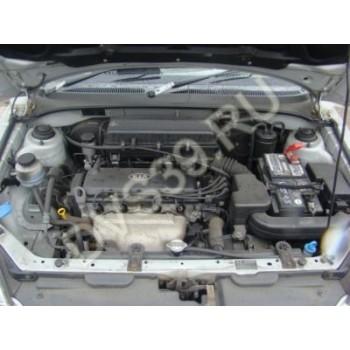 KIA RIO 2003 1.4 1,4 8V Двигатель  43 тыс.км