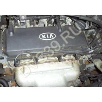 Kia Rio 1,3 Двигатель