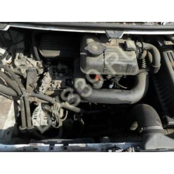 SCUDO Двигатель BOXER JUMPY 1.9 D 51KW 97
