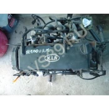 KIA RIO 1.4 Двигатель