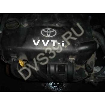Toyota Yaris Verso Двигатель 1.3 VVTI 2SZ