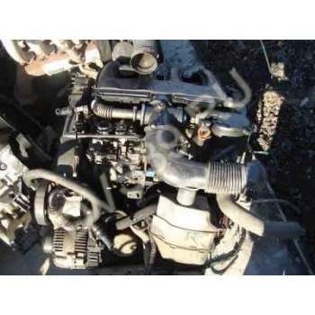 PEUGEOT 206 Partner Двигатель 1.9 D