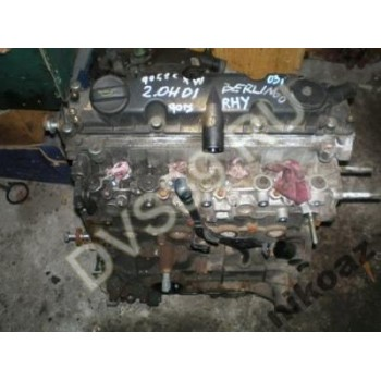 CITROEN BERLINGO 2.0 2,0 HDI 90KM 03 RHY Двигатель