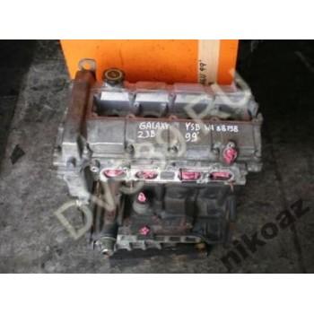 FORD GALAXY 2.3 2,3 16V YSB 99 Двигатель