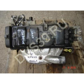 Citroen AX Saxo PEUGEOT 106 1.0 Двигатель CDZ