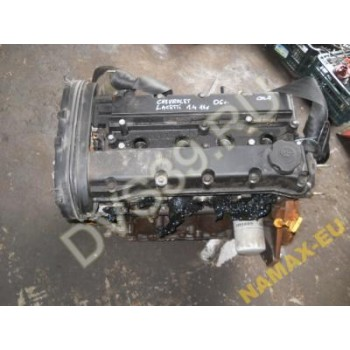 Двигатель CHEVROLET LACETTI 1,4 16V 06r 1839