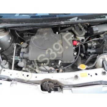 Двигатель 1.0B  SUBARU JUSTY