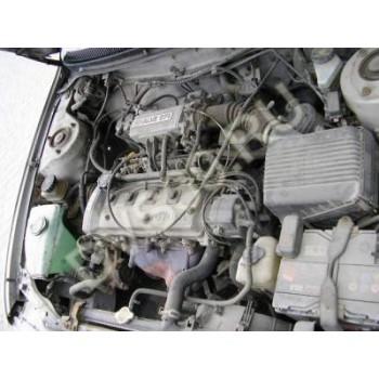 TOYOTA COROLLA E10,e11  Двигатель 4EFE