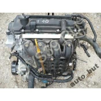 Двигатель Hyundai i10 1.2