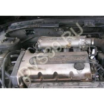 Двигатель KIA SHUMA 1.8 16V DOHC 2000r