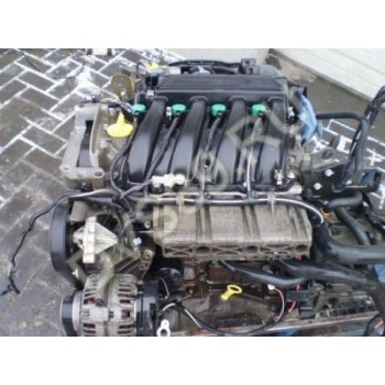 RENAULT CLIO 1.6 16V 2002r Двигатель K4M MOC 110KM