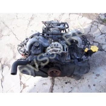 SUBARU IMPREZA 93-98 1.6 Двигатель EJ16
