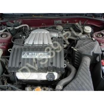 MITSUBISHI GALANT 97-01 2.5 V6 -Двигатель