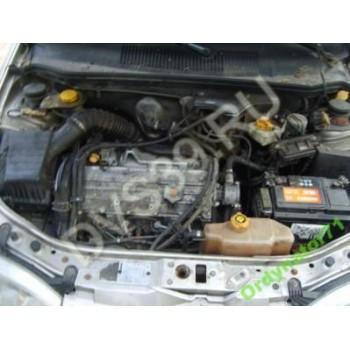 Fiat Palio Siena Двигатель 1.7 TD