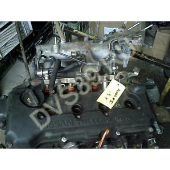 NISSAN ALMERA 1.5 16V Двигатель QG15