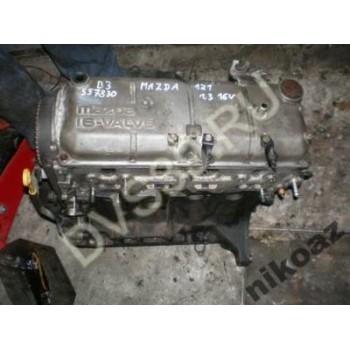 MAZDA 121 1.3 1,3 16V Двигатель B3