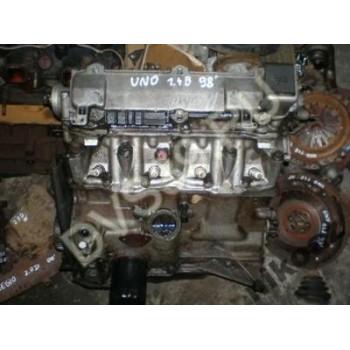 FIAT UNO 1.4 1,4 B 98 Двигатель