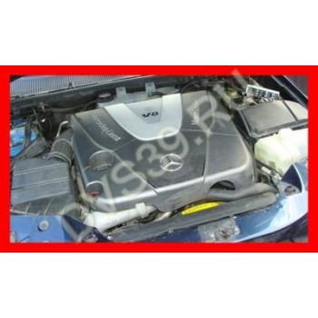 MERCEDES ML W163 400CDI S220 Двигатель