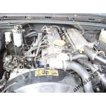 LANDROVER DISCOVERY 1998 2,5 TDI Двигатель