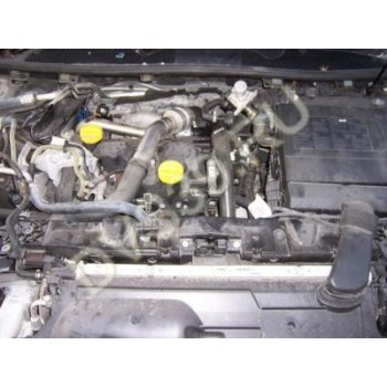 Megane III, Clio IV, Kangoo, Modus Двигатель 1,5dci