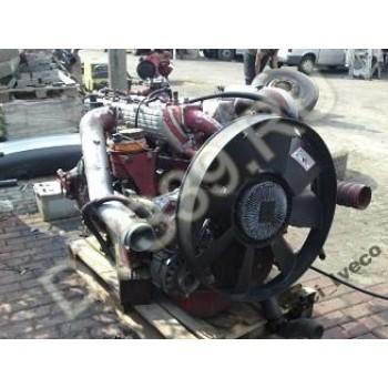 Двигатель IVECO EUROTECH  340hp