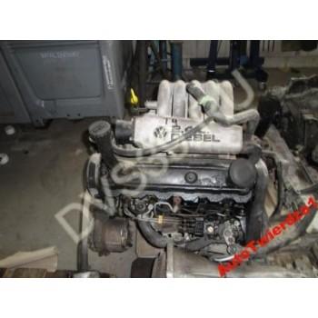 VOLKSWAGEN T4 2.4 D 91r. - Двигатель