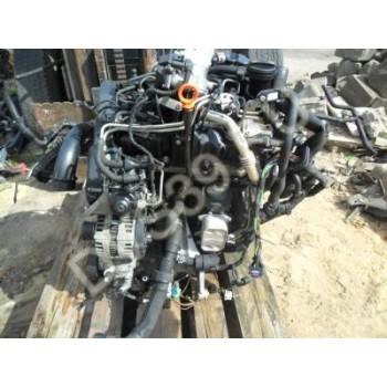 VW T5 2.0 TDI CAA Двигатель  2,0