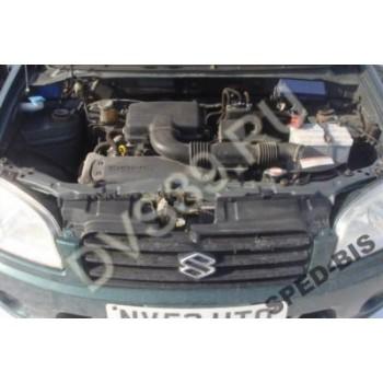 SUZUKI IGNIS 1.3 16V DOHC 2003 Двигатель