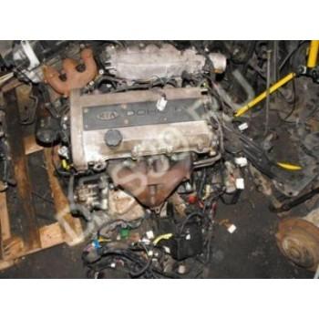 KIA SEPHIA II Двигатель 1.5 16 V DOHC SHUMA