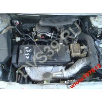 citroen ax PEUGEOT 106 Двигатель 1,1 benz