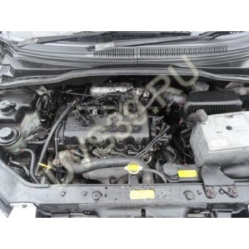 HYUNDAI GETZ 1.3 12 V G4EA Двигатель