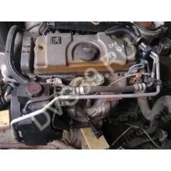 PEUGEOT 206 02r. Двигатель 1,4 Бензин