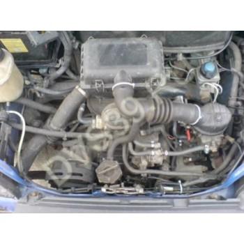 Двигатель Fiat Cinquecento 700 CC 700