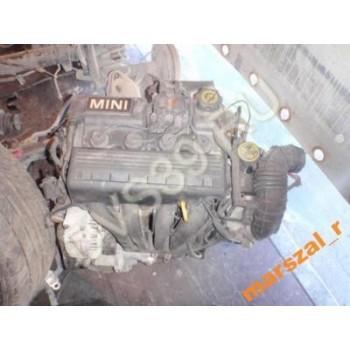 Двигатель mini cooper 1.6 Бензин 02-06r