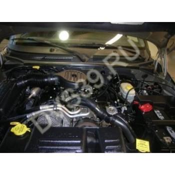 Двигатель 5.9 5,9 DODGE RAM DURANGO 97-02