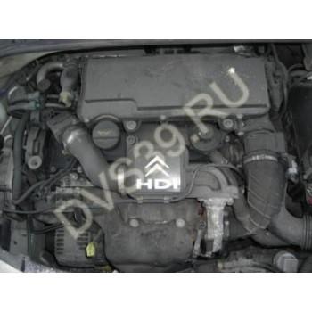 CITROEN C3 1,4 HDI Двигатель