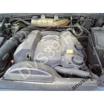 MERCEDES ML 320 1999 3,2 Двигатель