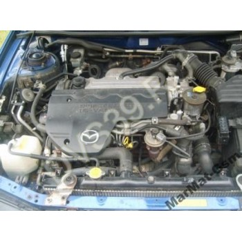 Двигатель Mazda 626 323 Premacy 2.0 DITD  RF2A