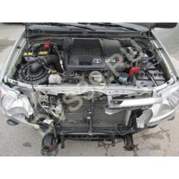 Двигатель TOYOTA HIACE HILUX 2,5 D4D 2006-2009 Год