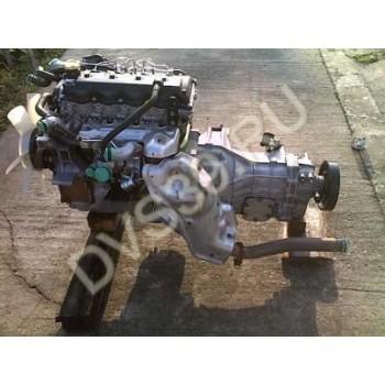 Двигатель NISSAN cabstar 2,5 dci 130 KM 2007 do 20011