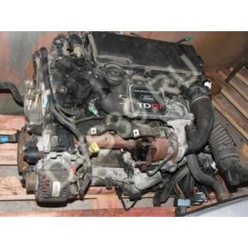 FIESTA MK6 1.4 TDCI Двигатель 1.4td
